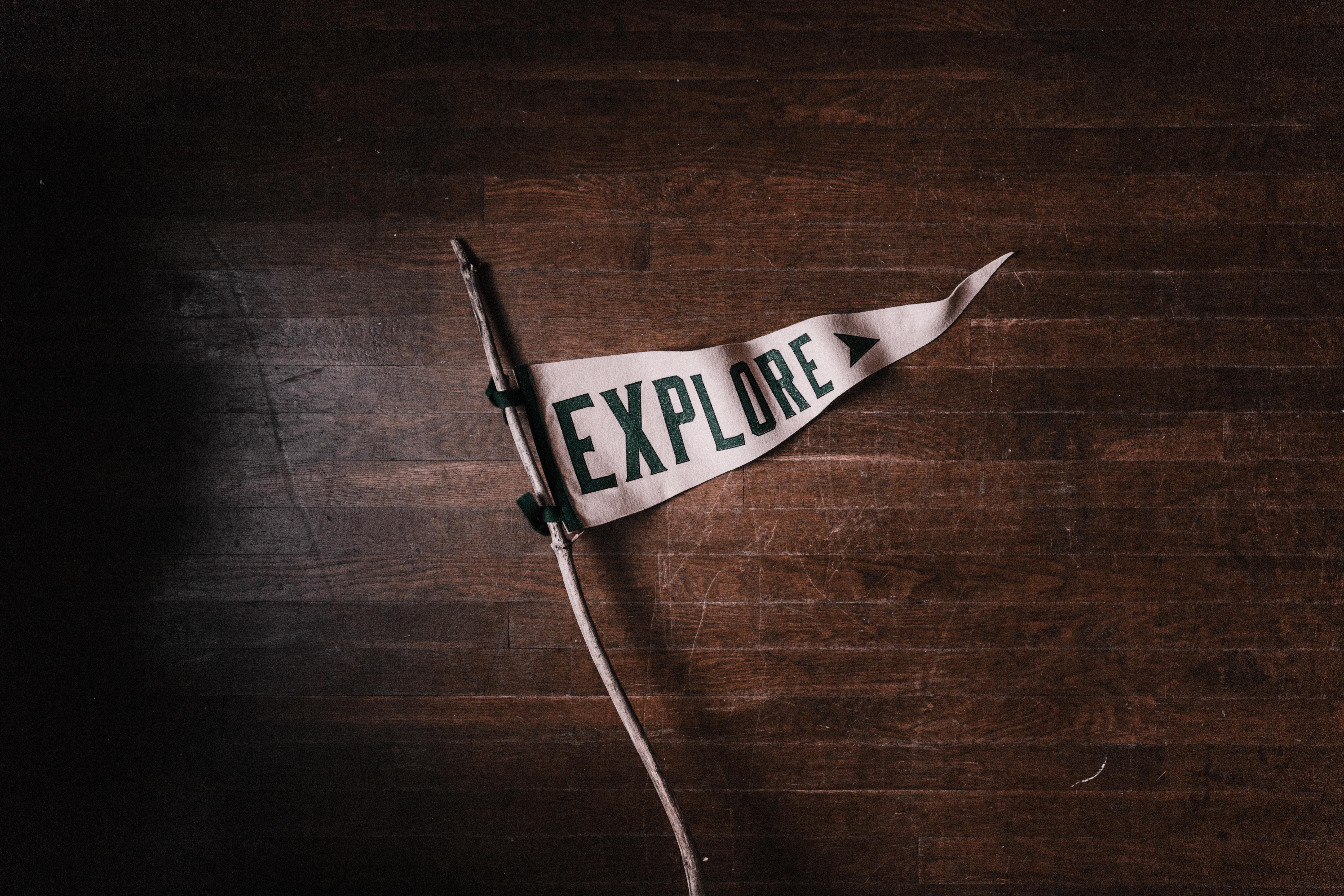 Explore pennant